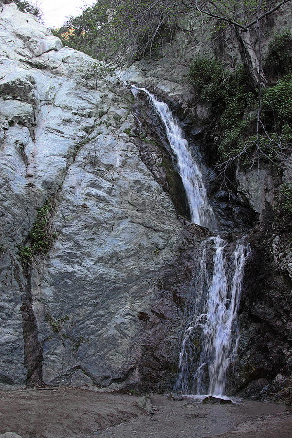 Monrovia Canyon Falls Photograph