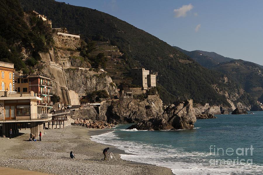 Monterosso Al Mare Photograph