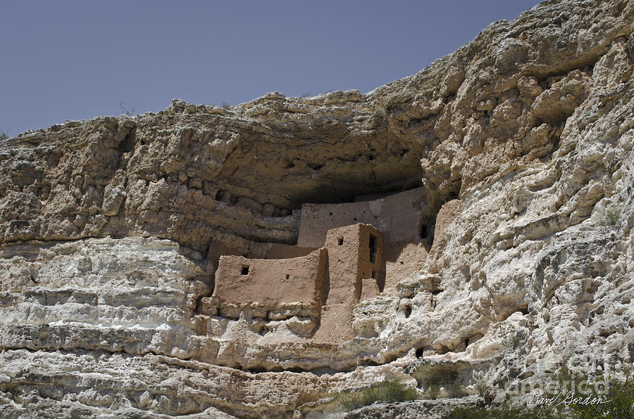 Montezuma Castle No. 2 Photograph