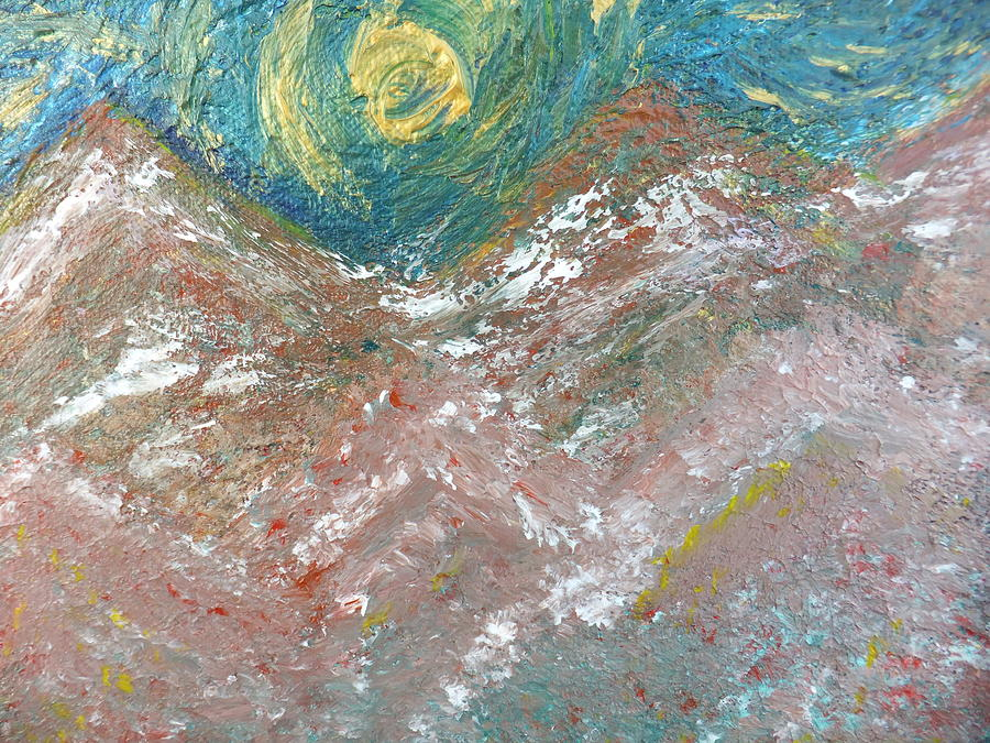 Moon Dream Painting