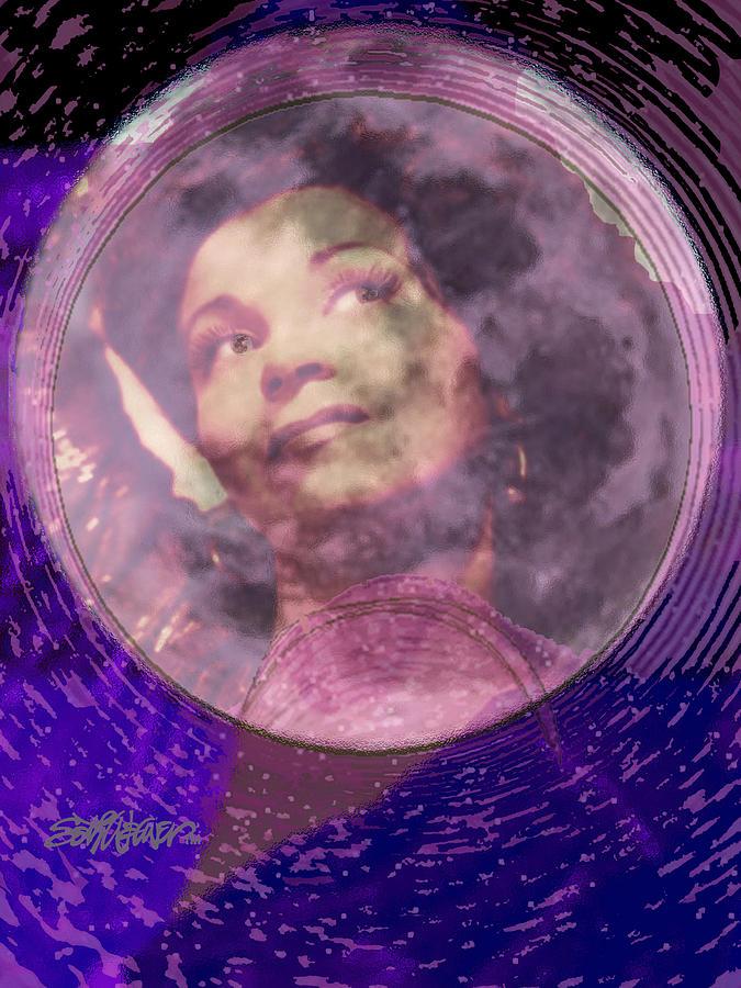 Moonlight Feels Right Digital Art - Moonlight Feels Right by Seth Weaver