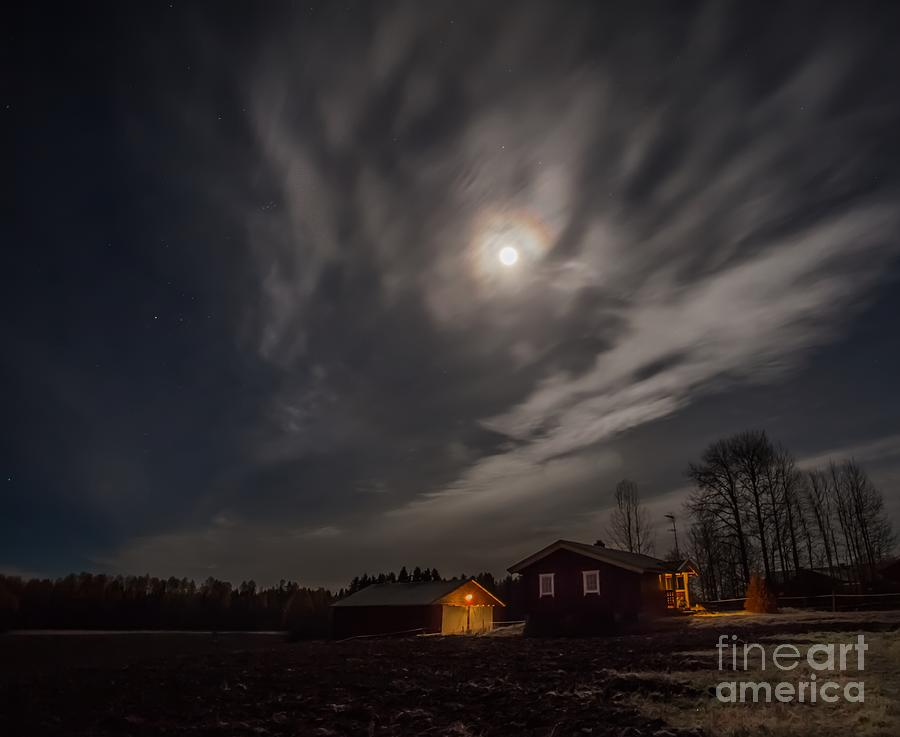 Moonlight Photograph