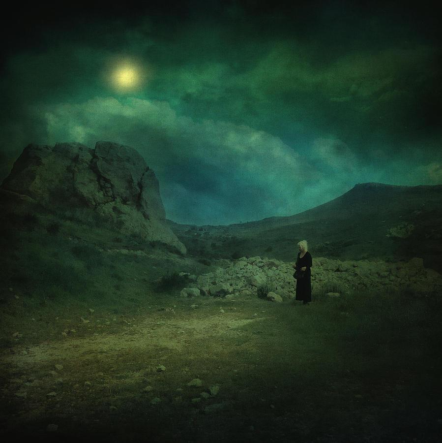Moonloop Photograph