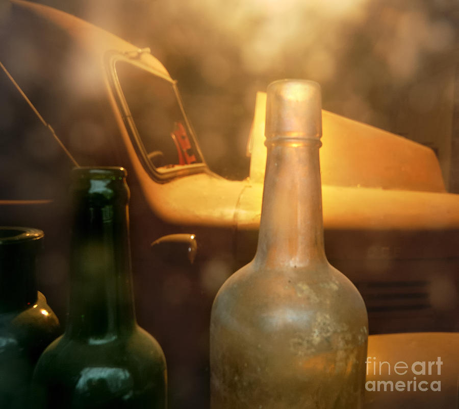 Moonshine Delivery Photograph  - Moonshine Delivery Fine Art Print