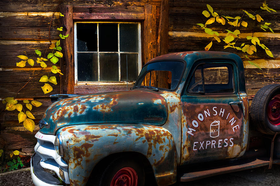 Moonshine Express Photograph