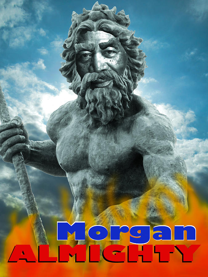 Morgan Almighty Photograph