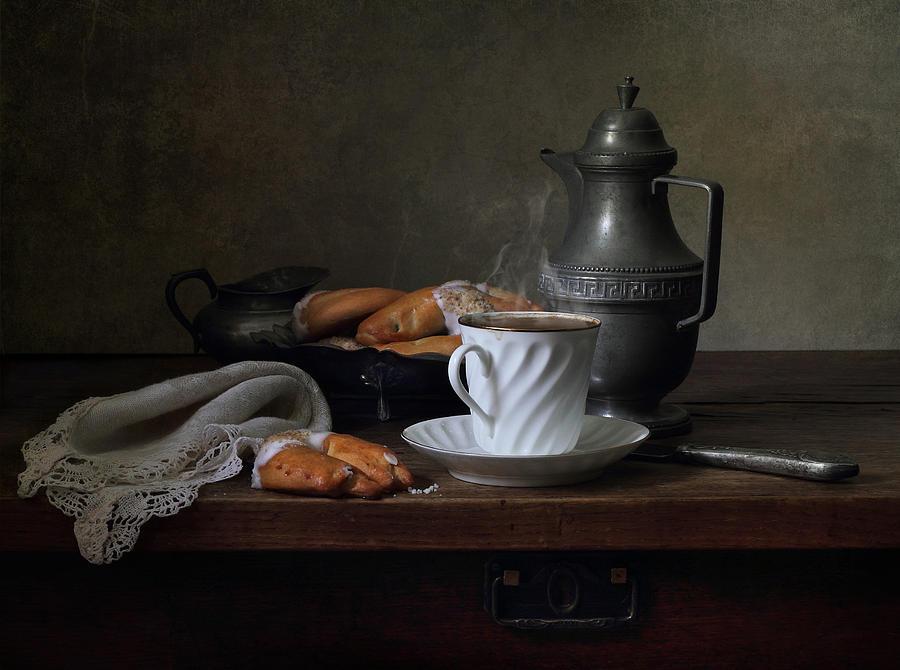 Morning Coffee  Photograph