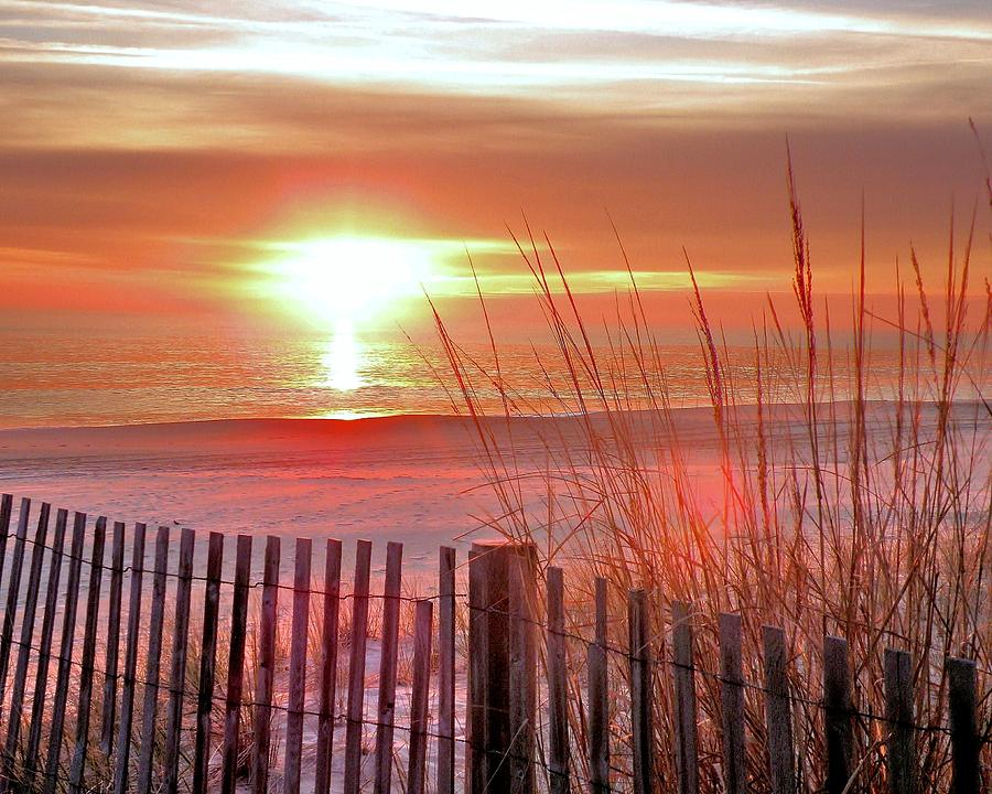 Morning Sandfire Photograph