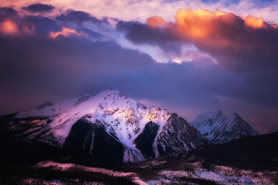 Morning Storm Photograph