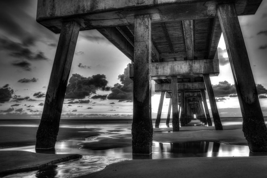 Morning Tides Photograph