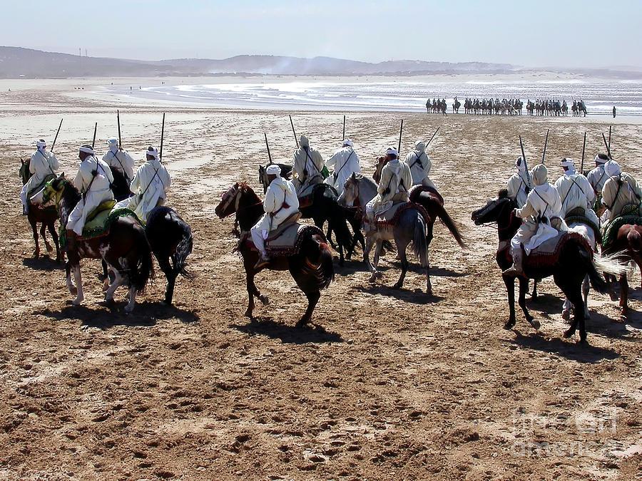 Moroccan Fantasia Photograph