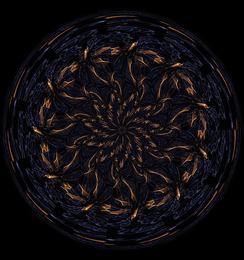Morphed Art Globes 14 Digital Art