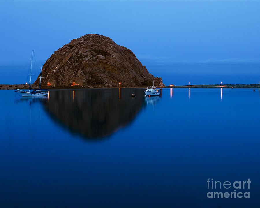 Morro Bay Calm Morning Photograph