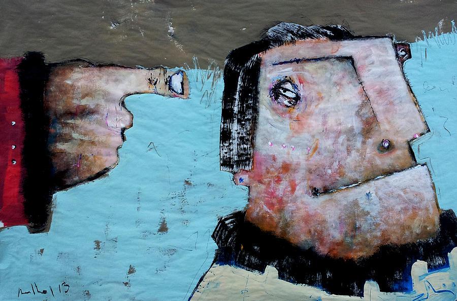 Mortalis No. 16 Painting