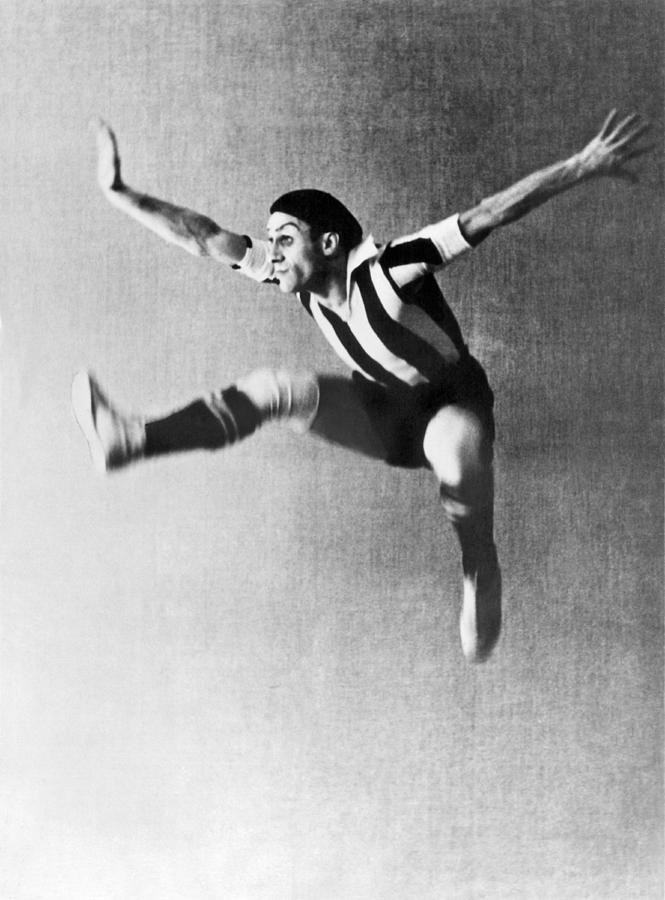 1937 Photograph - Moscow Opera Ballet Dancer by Underwood Archives