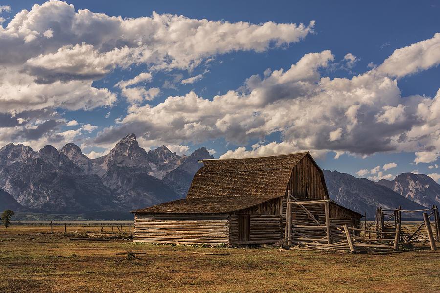Moulton Barn Grand Teton National Park Wyoming