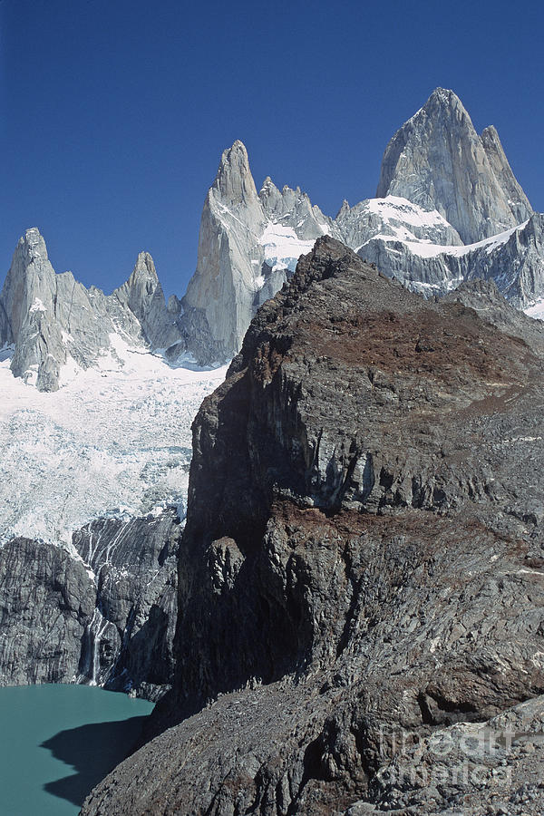 Mount Fitzroy Patagonia Photograph