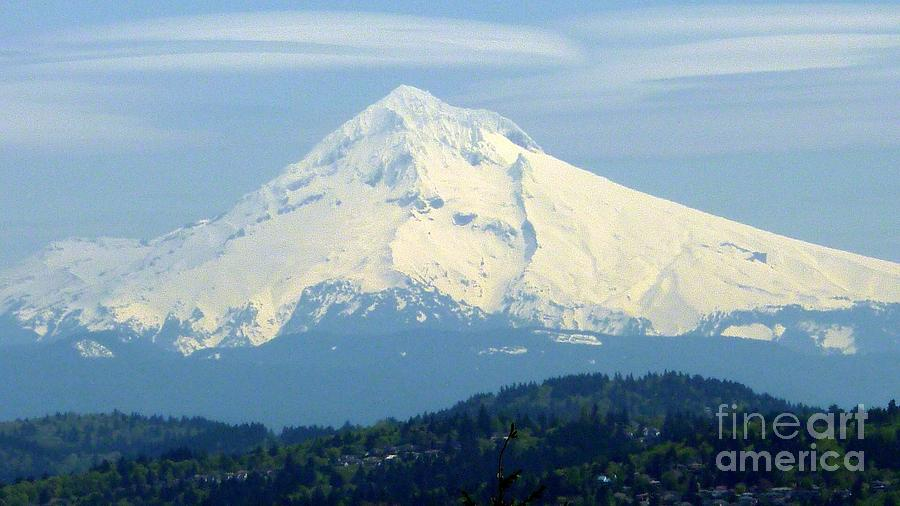 Mount Hood  Photograph