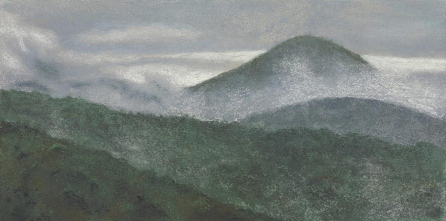 Mount Judea Painting - Mount Judea by Garry McMichael