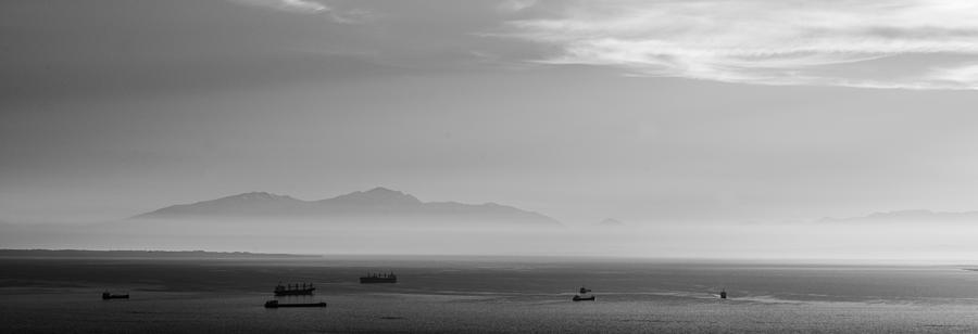 Mount Olympus Greece Photograph