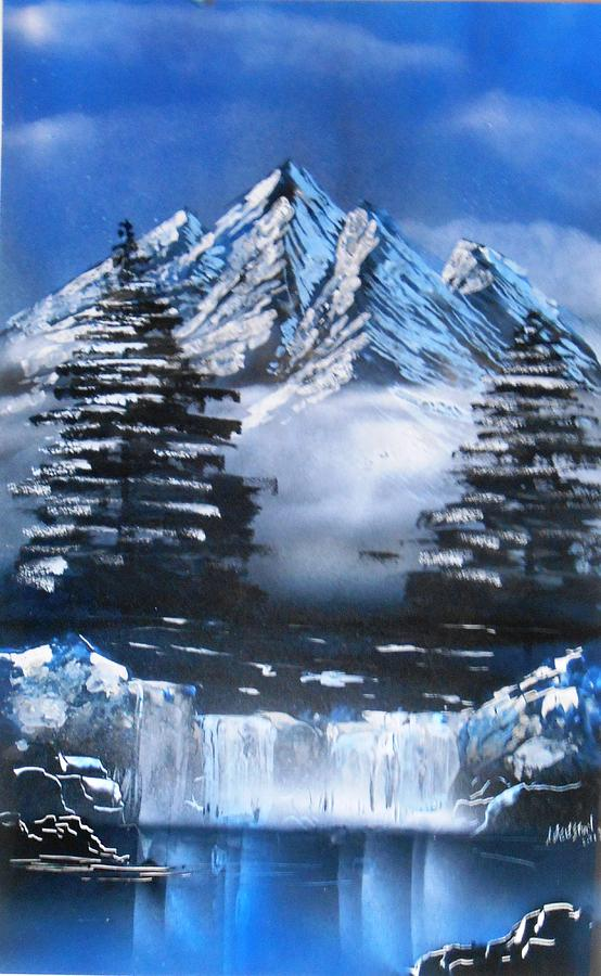 Mountain Air Painting
