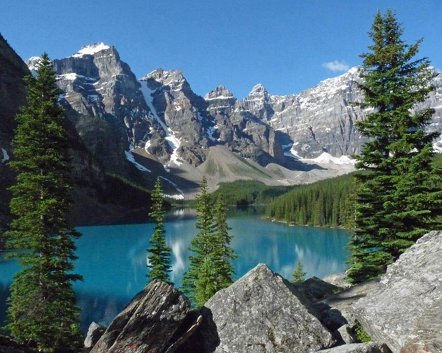 Mountain Photograph - Mountain Magic by Alan Socolik