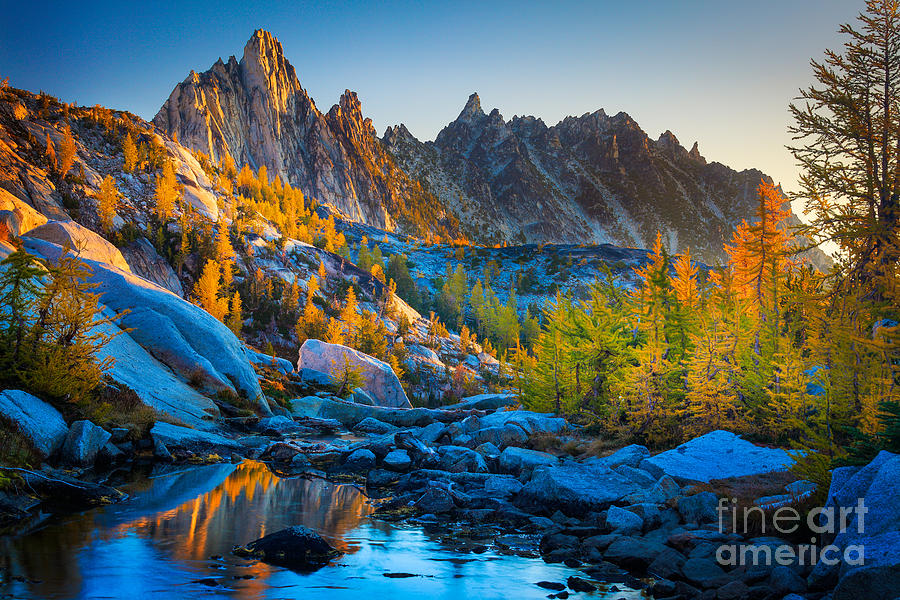 Mountainous Paradise Photograph  - Mountainous Paradise Fine Art Print