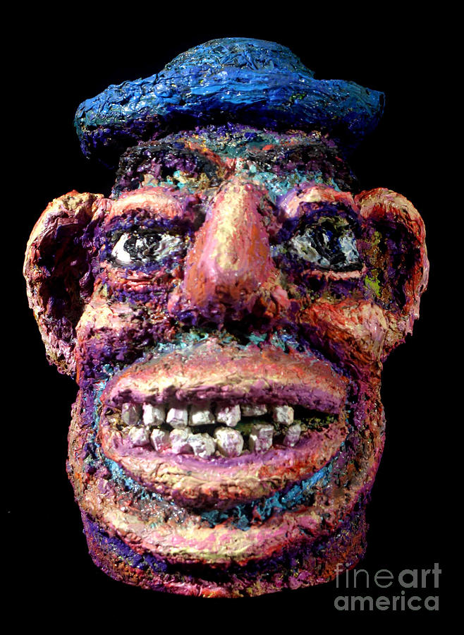 Sculpture Painting - Mr.bilbow by Arthur Robins