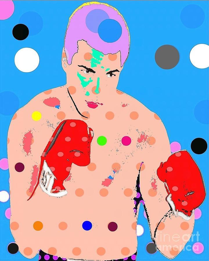 Muhammad Ali Digital Art