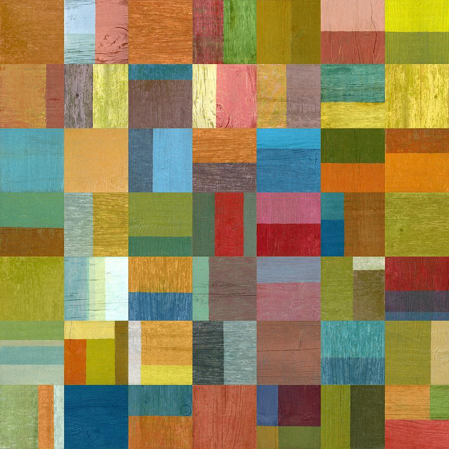 Multiple Exposures Ll Digital Art