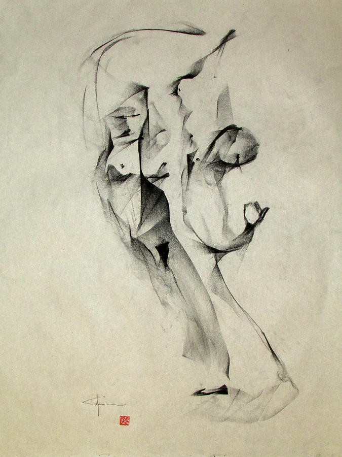 Multiple Image Gesture Drawing