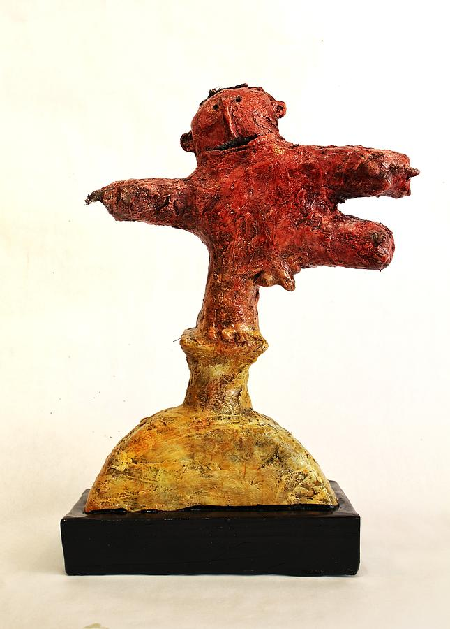 Mum No.8 Sculpture  - Mum No.8 Fine Art Print