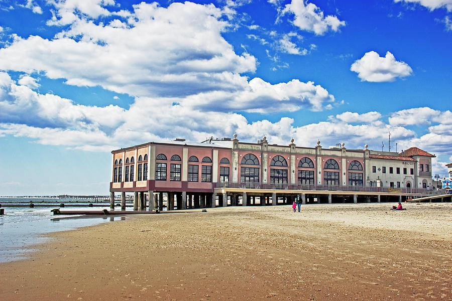 Music Pier Photograph