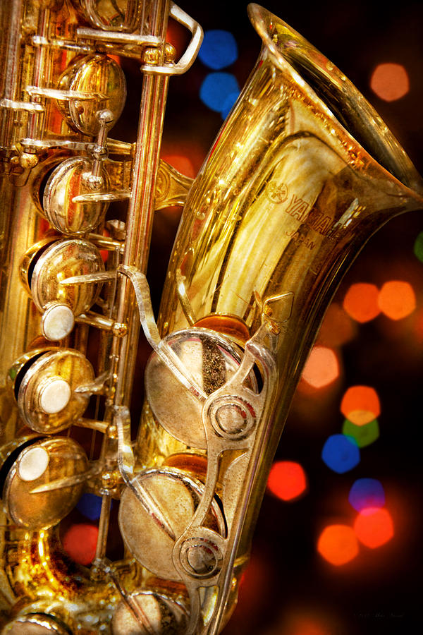Music - Sax - Very Saxxy Photograph  - Music - Sax - Very Saxxy Fine Art Print
