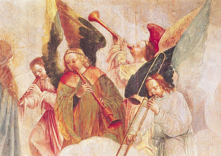 baroque trumpet painting - photo #15