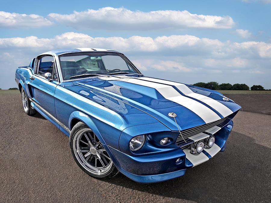 1967 Mustang Gt 500 Eleanor