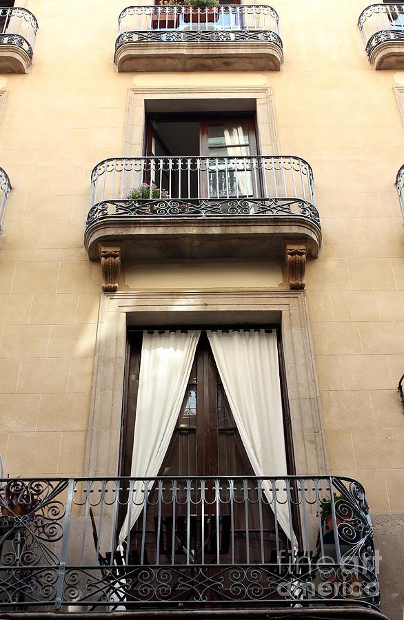 Barcelona Photograph - My Apartment by Sophie Vigneault