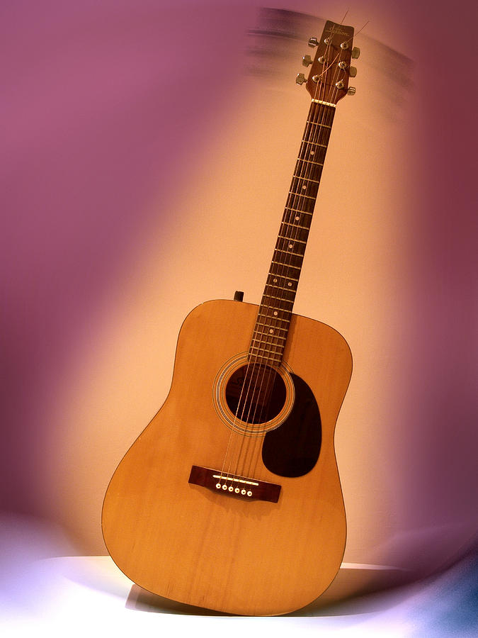 My Guitar Photograph