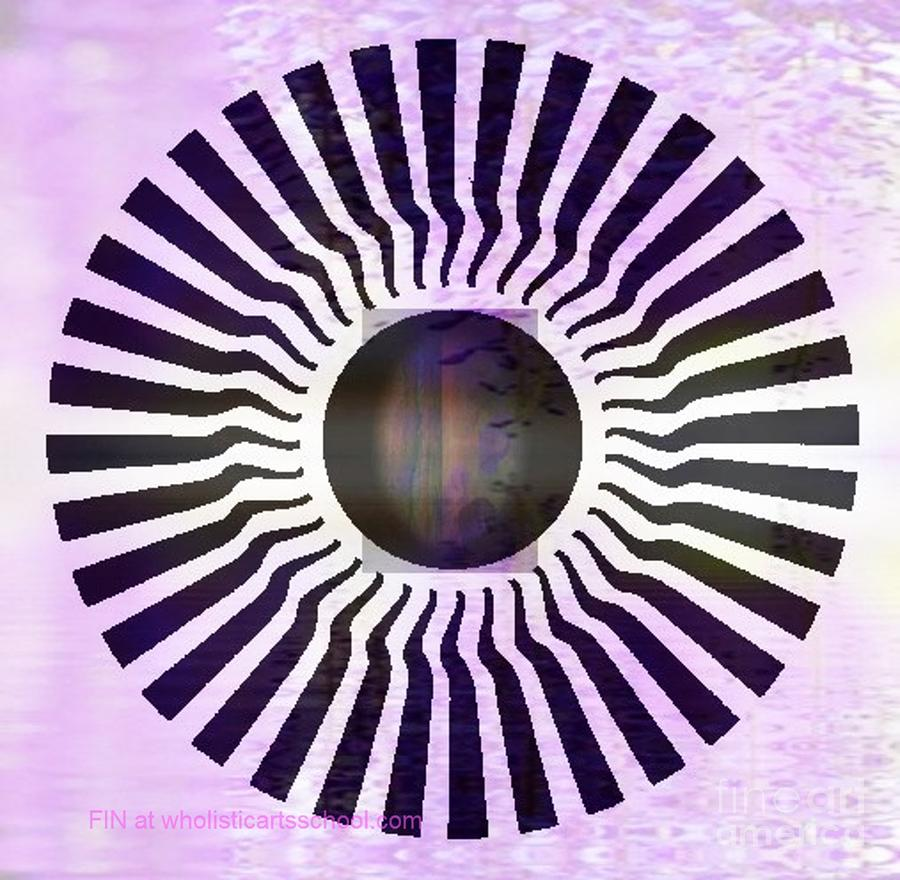 My Head Spins Digital Art