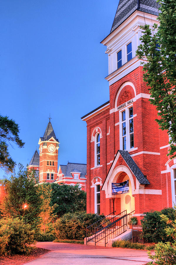 Auburn University Photograph - My Morning Walk by JC Findley