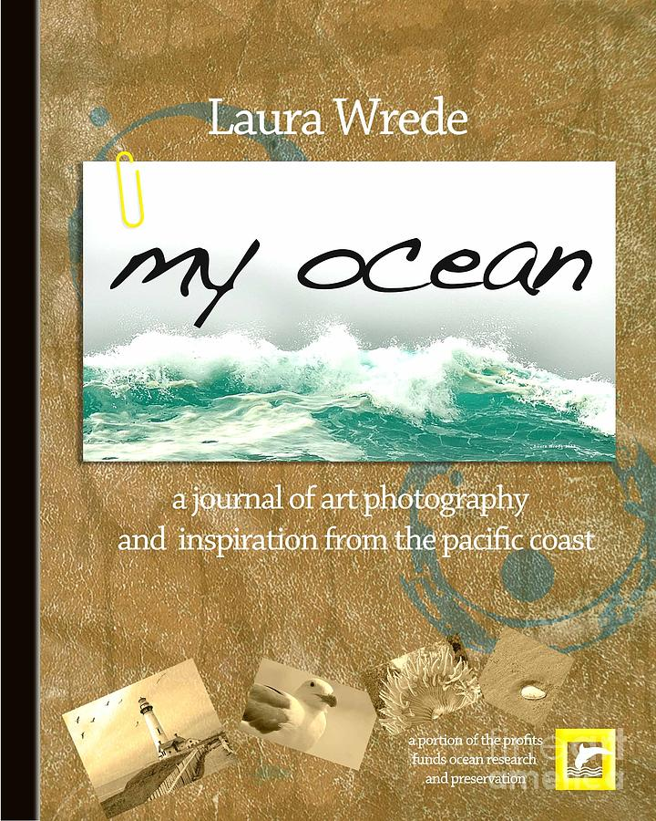 My Ocean The Book Cover Art Poster Photograph  - My Ocean The Book Cover Art Poster Fine Art Print