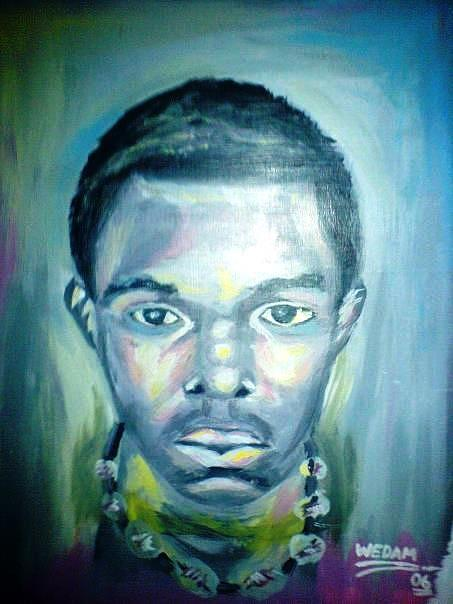My Portrait Painting