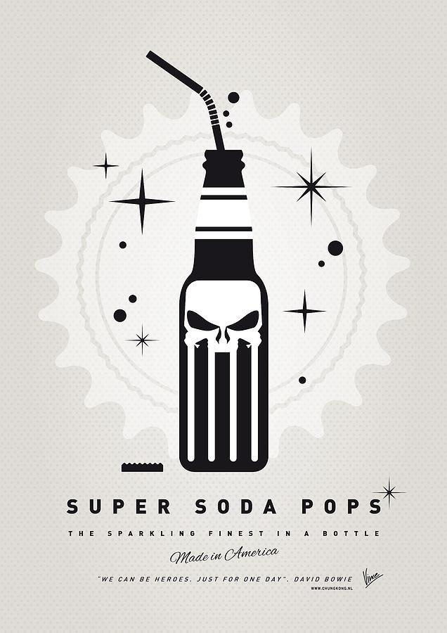 My Super Soda Pops No-15 Digital Art