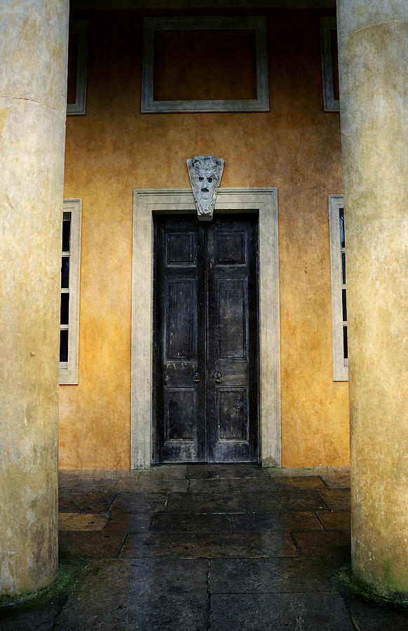 Mystery Entrance  Photograph