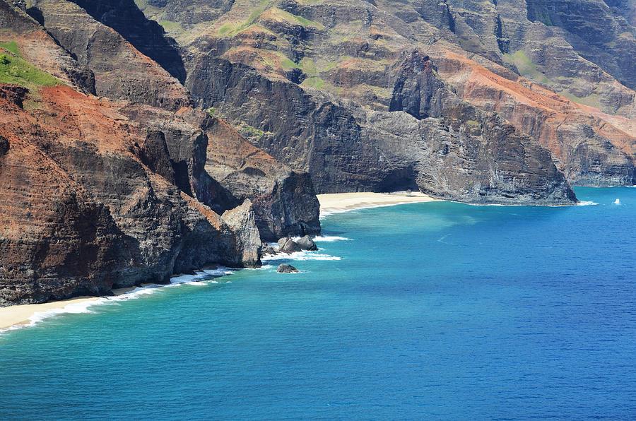 Na Pali Coast Paradise Photograph