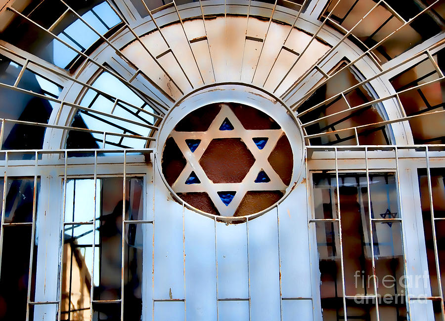 Nachlaot Synagogue Photograph  - Nachlaot Synagogue Fine Art Print