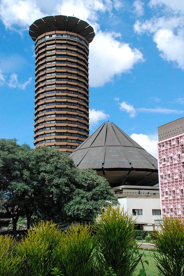 Nairobi Kenya Skyline Photograph
