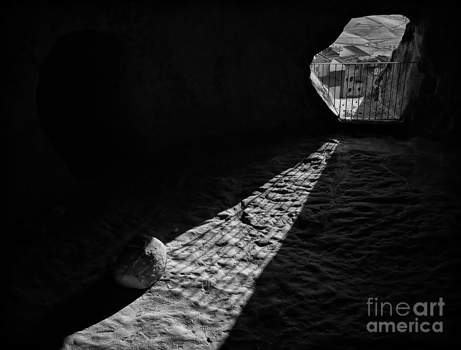Nata Dalla Roccia Photograph