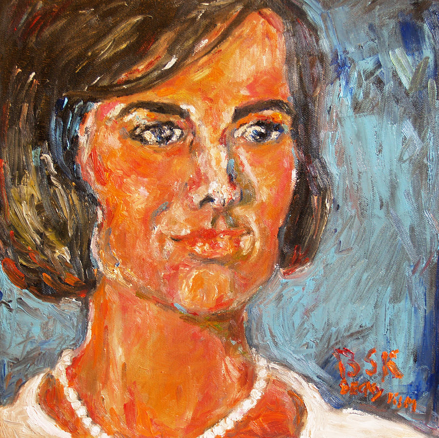 Natalie Wood Painting  - Natalie Wood Fine Art Print