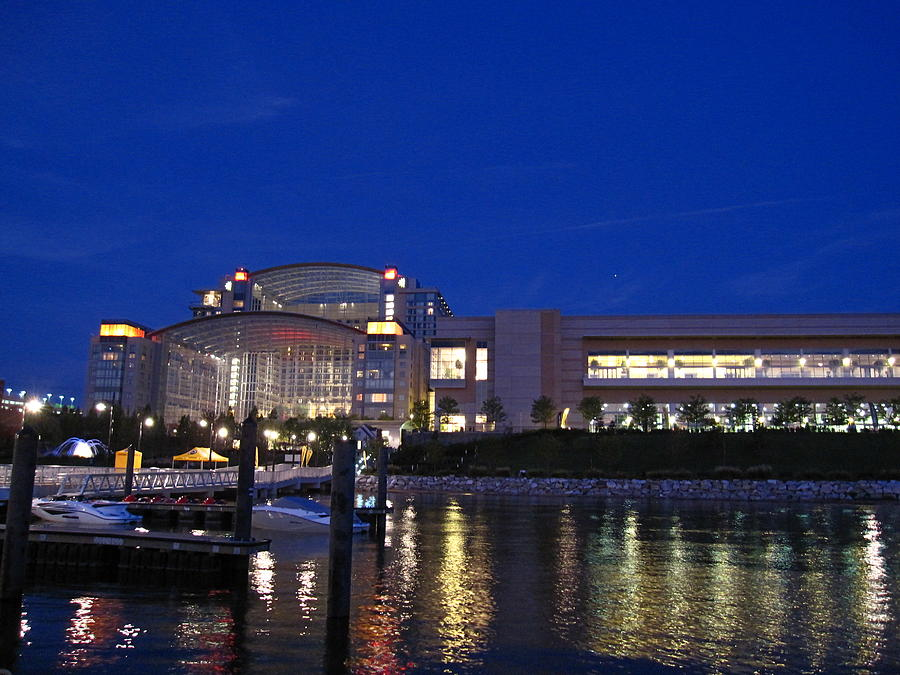 National Photograph - National Harbor - 121227 by DC Photographer